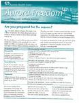 Aurora Freedom Plus, Volume VII, No. 4, Winter 2009