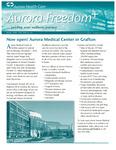 Aurora Freedom Plus, Volume VIII, No. 4, Winter 2010