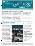 Freedom 55/65 News, Fall 1996 by Aurora Health Care
