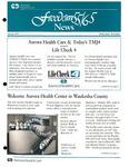 Freedom 55/65 News, Spring 1995 by Aurora Health Care