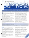Teamworks, August 25, 1998 by Aurora Health Care