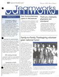 Teamworks, February 2000 by Aurora Health Care