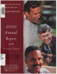 Aurora Health Care Metro Region Cancer Program Annual Report 2000
