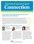 Aurora Cancer Care Connection, Edition 13, 2016