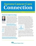 Aurora Cancer Care Connection, Edition 16, 2016
