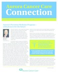 Aurora Cancer Care Connection, Edition 17, 2017 by Aurora Health Care