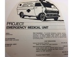 Project: emergency medical unit