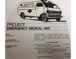 Project: emergency medical unit