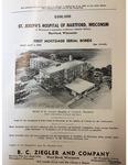 St. Joseph's Hospital of Hartford first mortgage serial bonds