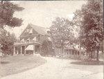 "Original Farmhouse, known as the ""East House"""