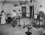 Zander Exercising Equipment, Milwaukee Sanitarium