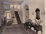 Grand entry staircase, Colonial Hall, Milwaukee Sanitarium