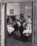 Dining Hall, Colonial Hall, Milwaukee Sanitarium