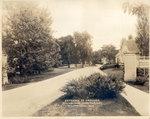 Dewey Avenue Entrance to Milwaukee Sanitarium