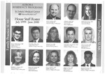 Aurora Residency Programs House Staff Roster, 1999-2000