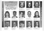 Aurora Residency Programs House Staff Roster, 2000-2001