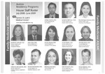 Aurora Residency Programs House Staff Roster, 2008-2009