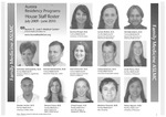 Aurora Residency Programs House Staff Roster, 2009-2010