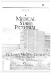 Medical Staff Pictorial - March 1992