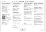 St. Luke's Medical Staff Update, June 1996