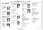 St. Luke's Medical Staff Update, October 1996