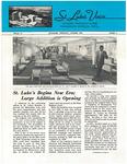 St Luke's Voice  Volume 16, October 1965