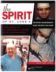 The Spirit of St. Luke's, Winter 1996