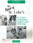 The Spirit of St. Luke's, Summer 1993
