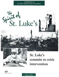 The Spirit of St. Luke's, Winter 1992