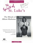 The Spirit of St. Luke's, Summer 1990