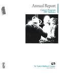 1987 Annual Report: Cancer Program 1987 Statistics by Aurora Health Care