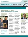 Cardiovascular News and Views, Volume 1, Number 1, February 2012 by Aurora Health Care