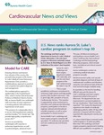 Cardiovascular News and Views, Volume 1, Number 3, October 2012 by Aurora Health Care