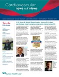 Cardiovascular News and Views, Volume 2, Number 3, November 2013 by Aurora Health Care