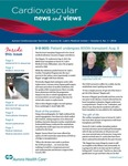 Cardiovascular News and Views, Volume 3, Number 1, 2014 by Aurora Health Care