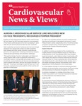 Cardiovascular News and Views, Volume 5, Number 1, 2016 by Aurora Health Care