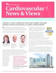 Cardiovascular News and Views, Volume 7, Number 1, 2018 by Aurora Health Care