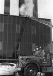 St Luke's Fire 1975 by Aurora Health Care