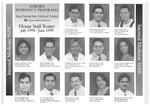 Aurora Residency Programs Sinai Samaritan Medical Center House Staff Roster, 1998-1999