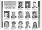 Aurora Residency Programs Sinai Samaritan Medical Center House Staff Roster, 2001-2002 by Aurora Health Care