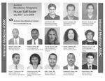 Aurora Residency Programs Aurora Sinai Medical Center House Staff Roster, 2007-2008