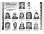 Aurora Residency Programs Aurora Sinai Medical Center House Staff Roster, 2008-2009 by Aurora Health Care
