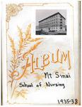 Album, Mount Sinai Hospital School of Nursing, 1935-1938