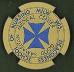 Deaconess School of Nursing / Good Samaritan Medical Center badge