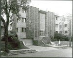 Haddon Hall building, alternate view