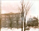 Deaconess Hospital building and Annex, 1920s