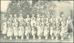 Graduating class of 1932