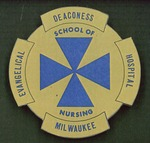 Evangelical Deaconess Hospital School of Nursing badge