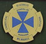 Evangelical Deaconess Hospital School of Nursing badge