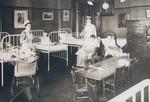 Maternity & children's ward